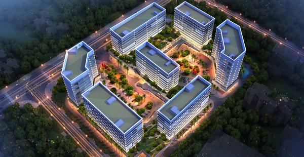 斯越云谷-咫尺琴澳,活力综合体,打造城市新中心!