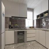 A户型厨房