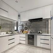 D户型厨房
