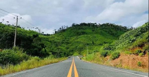 耗资1.8亿美元,中国援建柬埔寨10号公路即将动工
