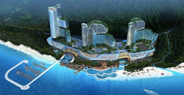 柬埔寨太子·天玺湾 价格24000元/㎡ 总价150万/套起