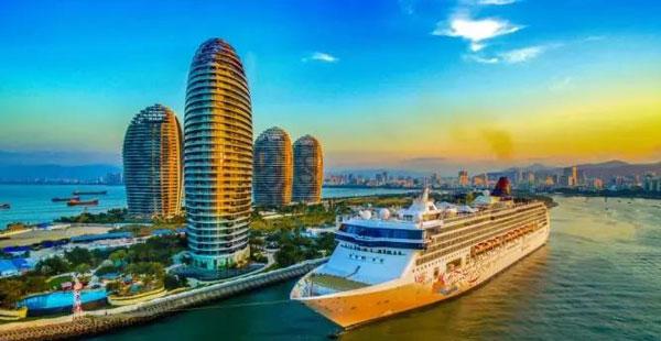 海南今年前7个月新设外资企业1192家